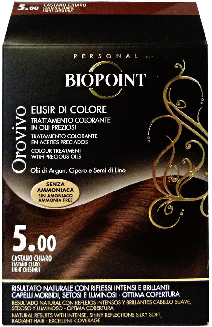 Biopoint Orovivo Tinta per Capelli