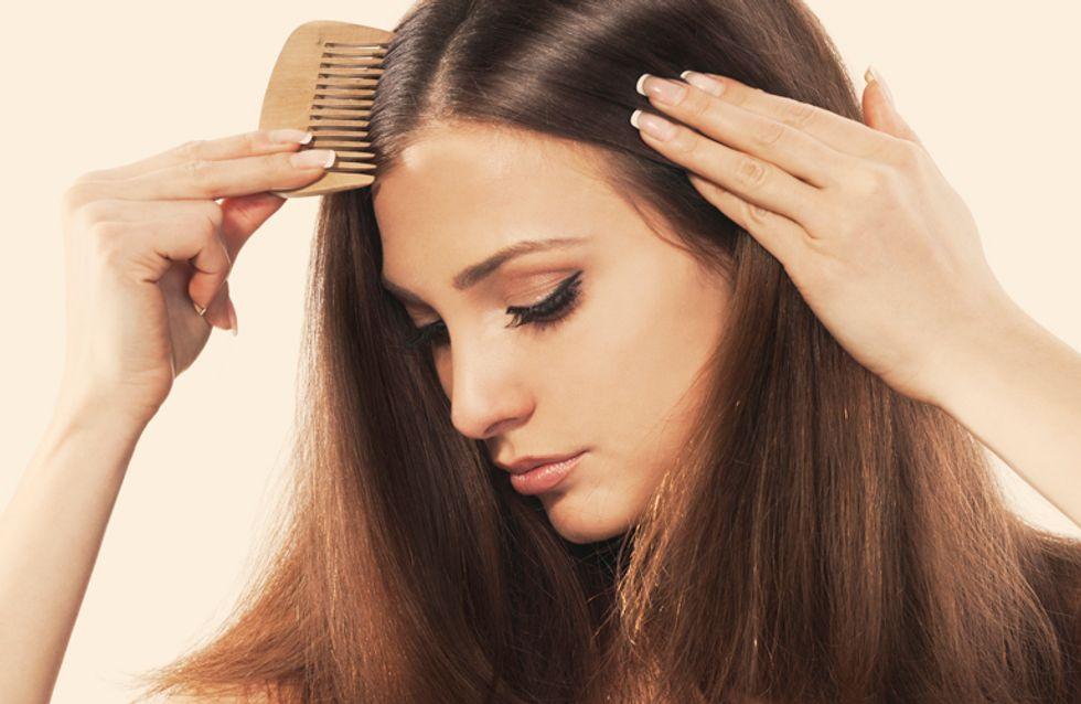 Diradamento capelli cause