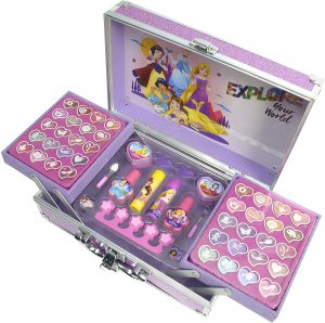 Disney Princess Makeup Train Case