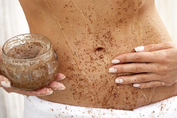 Scrub corpo fai da te pelle secca