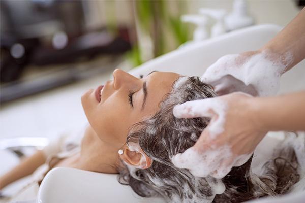 Shampoo senza sale