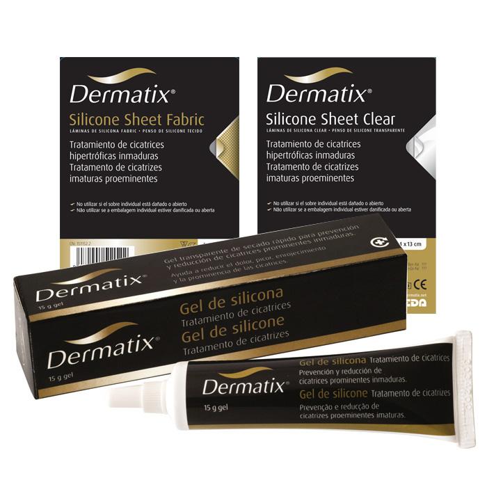 Dermatix gel siliconico cicatrici
