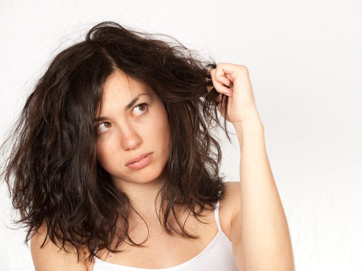 Shampoo per capelli secchi e fragili