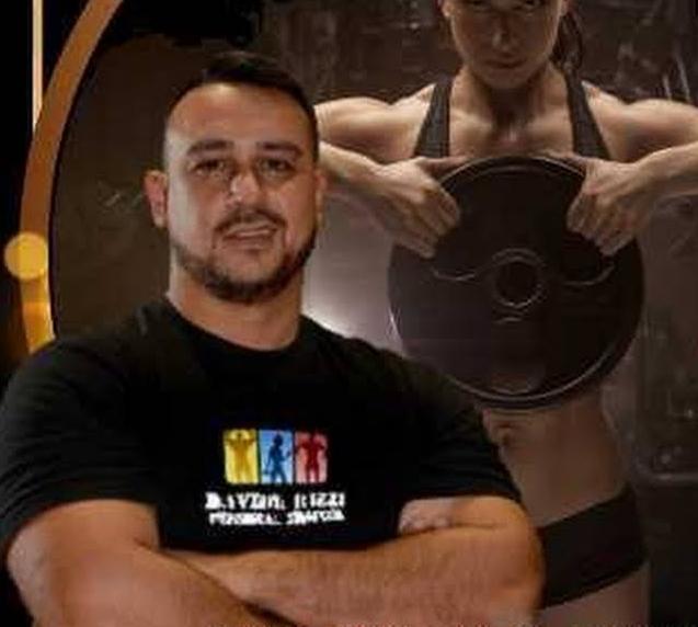 Davide Rizzi Personal Trainer Napoli