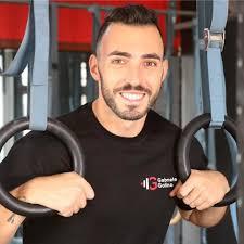 Gabriele Golino Personal Trainer