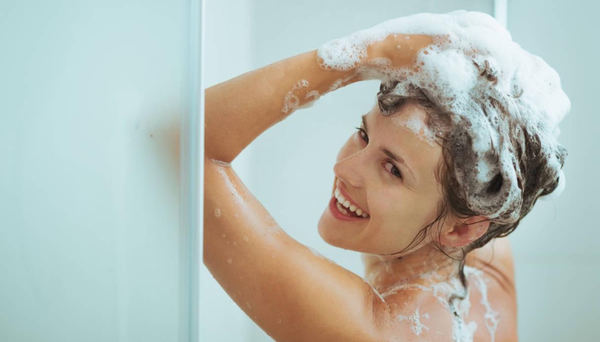 Shampoo doposole benefici