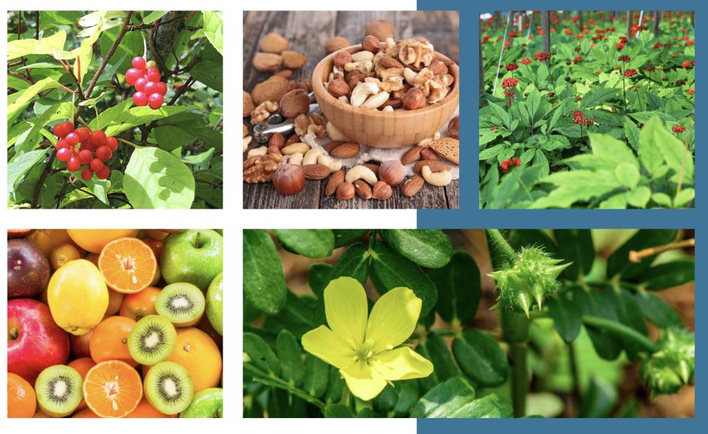 Ingredienti naturali