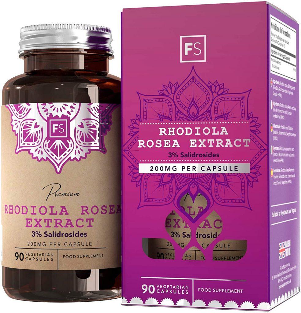 Rhodiola energetica