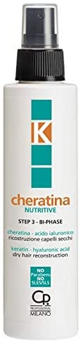 K-Cheratina Nutritive Repair Fluido Bifasico con Cheratina