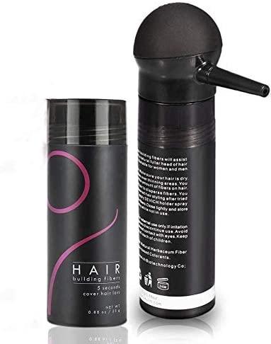 Semme Hair Building Fiber Polvere per Capelli Soluzione Professionale