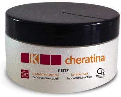K-Cheratina Trattamento Professionale con Cheratina per capelli danneggiati