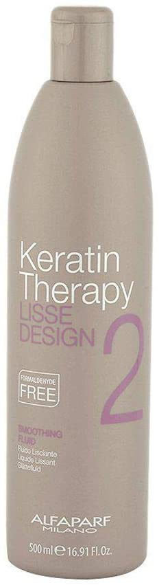Alfaparf Liss Design Keratin Therapy Smoothing Fluid