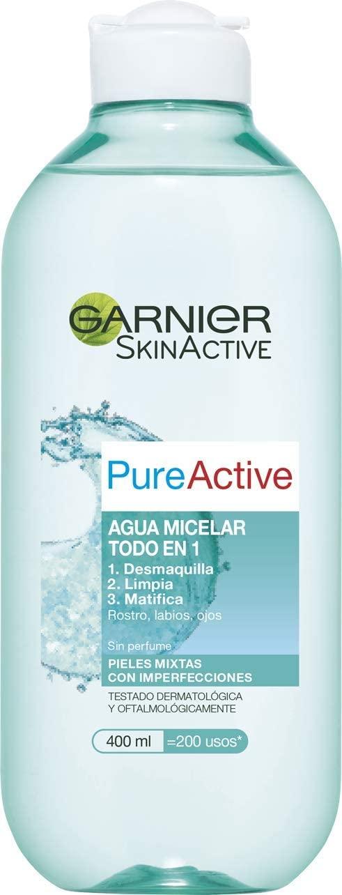 Garnier Pure Active Mat Control Acqua Micellare