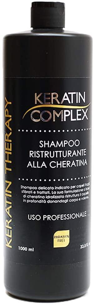 Keratin Therapy shampoo ristrutturante