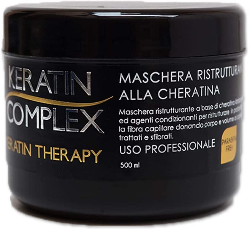 Keratin Therapy maschera ristrutturante alla cheratina
