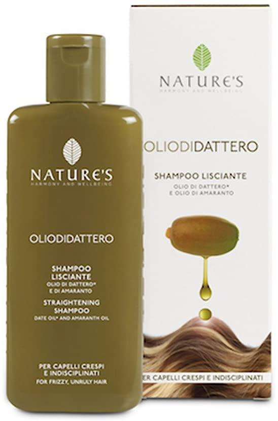 Nature's Shampoo lisciante Olio di dattero