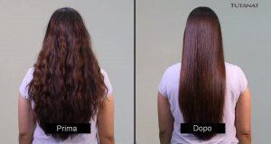 capelli prima dopo