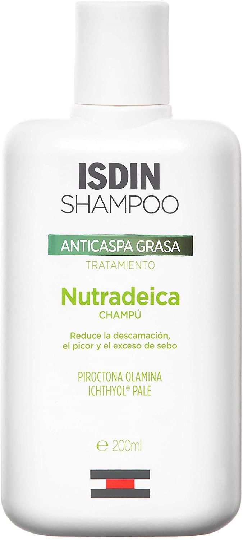Isdin Nutradeica Shampoo Antiforfora grassa