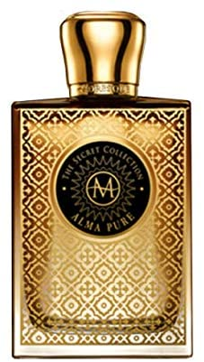 Moresque Alma Pure, secret collection