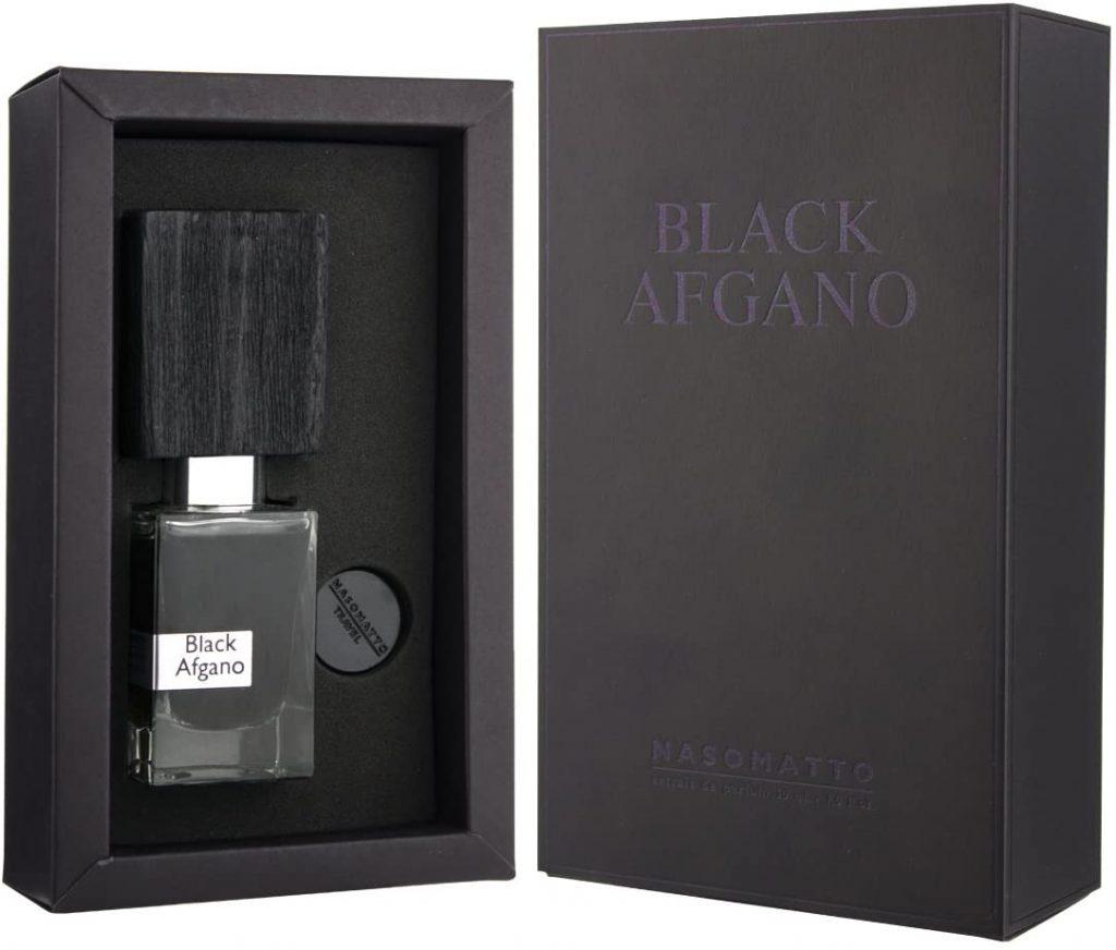 Black Afgano confezione