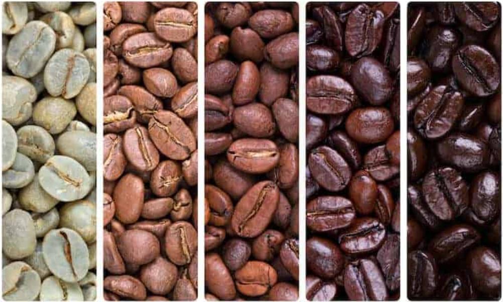 Caffè verde di Coffe-in FOrma