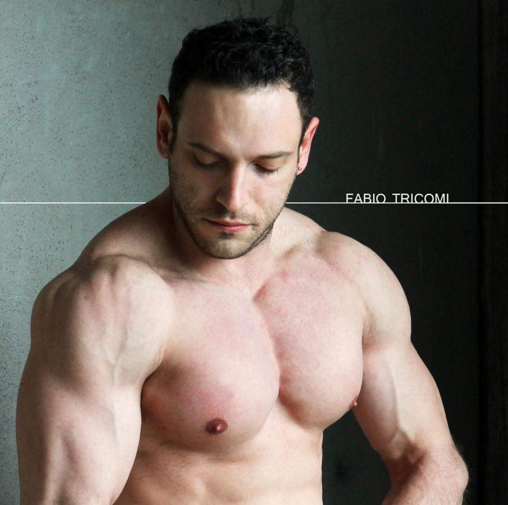 FAbio Tricomi personal trainer
