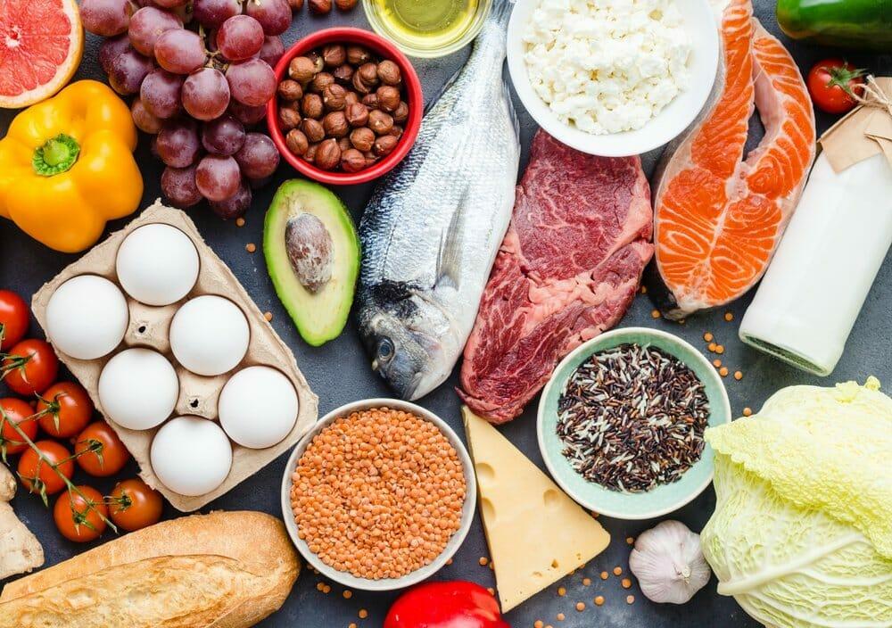 Dieta equilibrata calorie