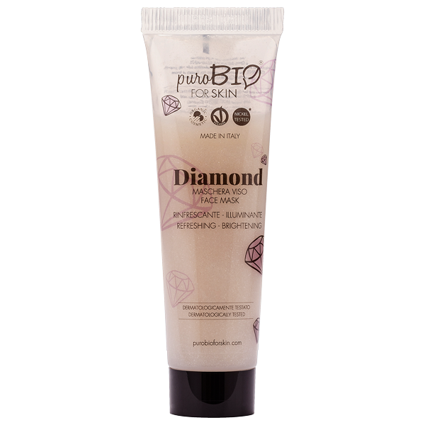 Maschera viso Diamond Purobio For Skin