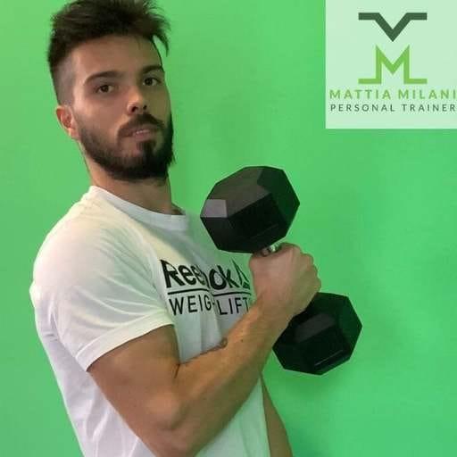 Mattia Milani personal trainer rimini