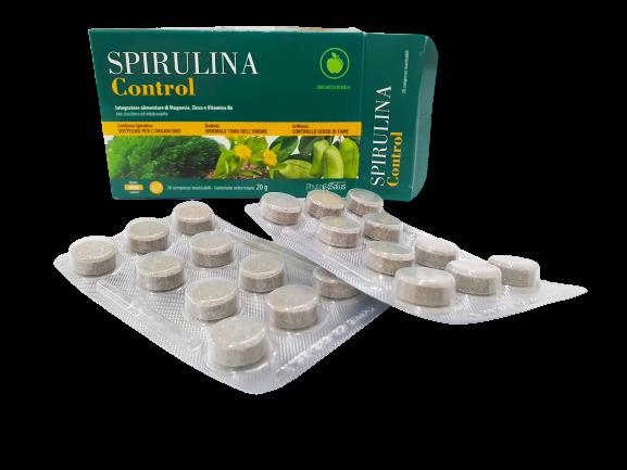 Spirulina Control Confezione