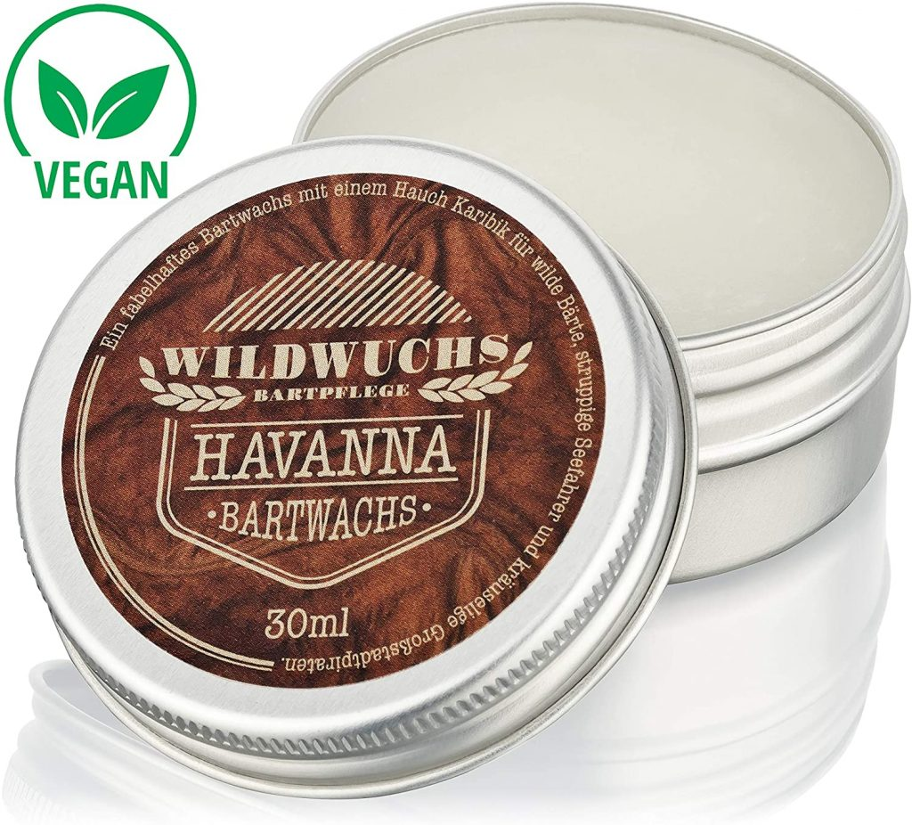 Crema Wildwuchs per baffi
