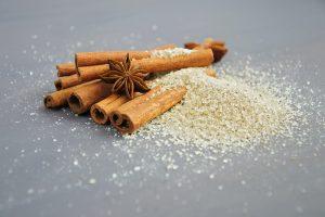 zucchero cannella