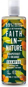shampoo faith in nature