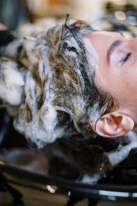 lavaggio capelli lavatesta