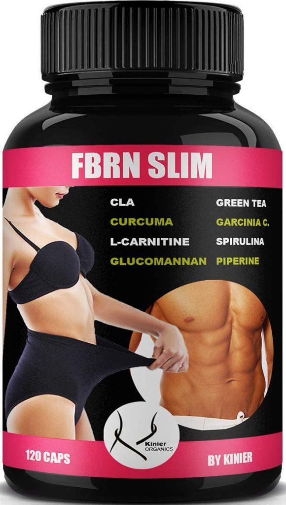 FRBN Slim - confezione integratore