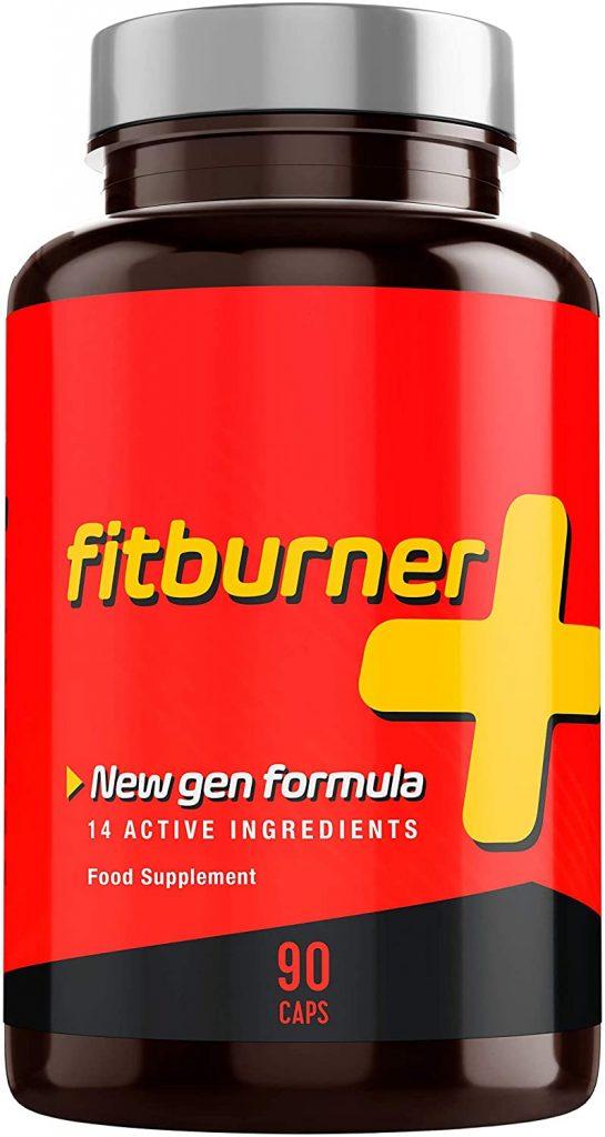 Fitburner+, integratore bruciagrassi