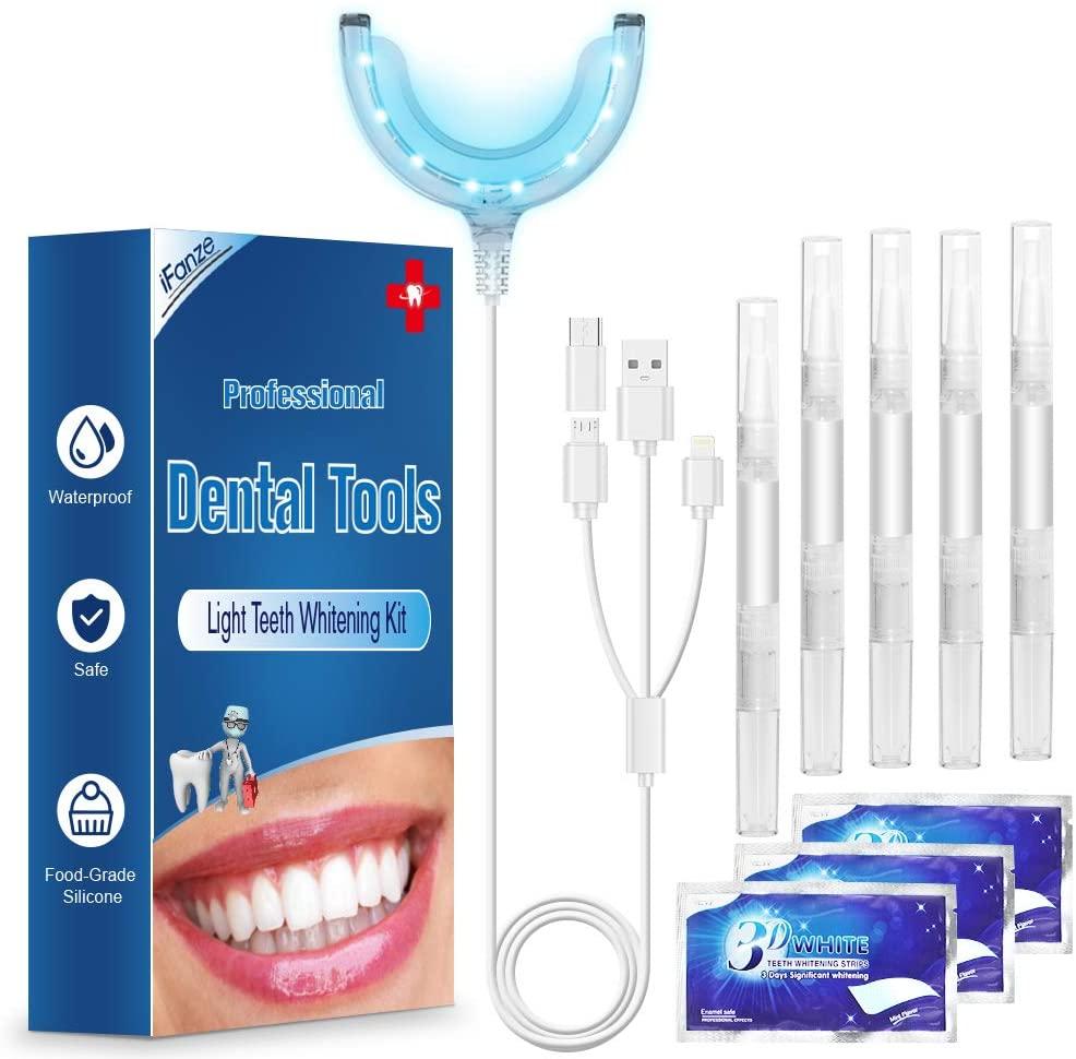 Kit sbiancamento dentale iFanze