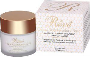 Rêve – Crema rigenerante alla pappa reale + Elastina e Collagene