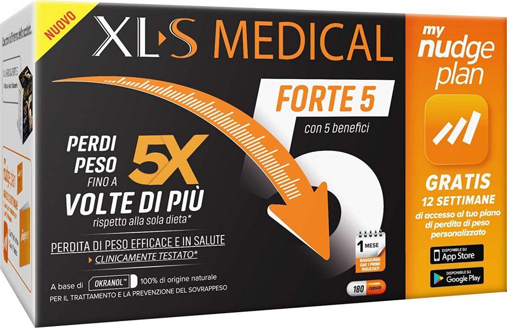 XL-S Medical - prodotto per dimagrire