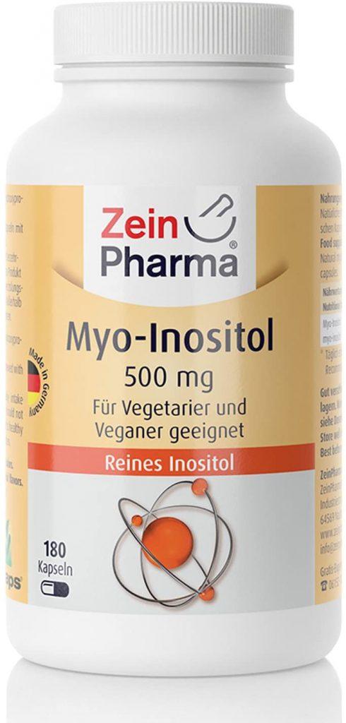 Myo Inositol - integratore a base di inositolo