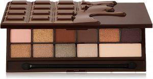 Makeup Revolution I Heart makeup palette con ombretti – Wonder Palette – Death by Chocolate