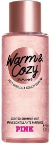 Victoria's Secret - Pink New Warm & Cozy Shimmer